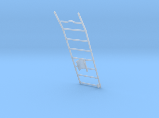 12-J Mission-Ladder in Smooth Fine Detail Plastic