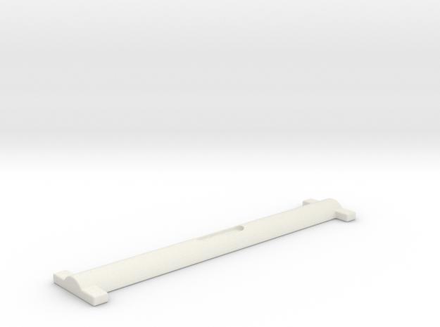 Scope I Bar in White Strong & Flexible