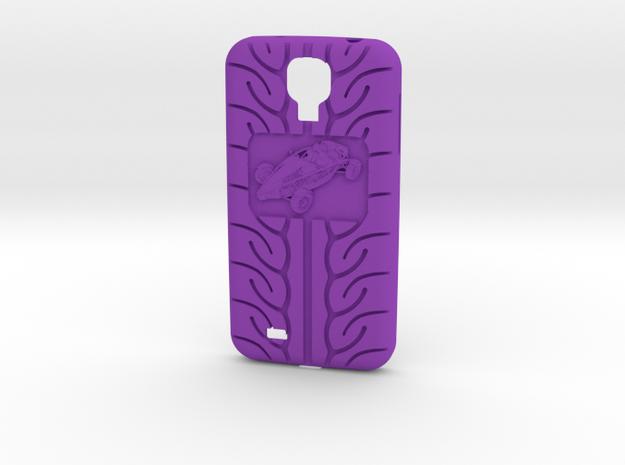 Galaxy S4 Atom AD08 case 3d printed
