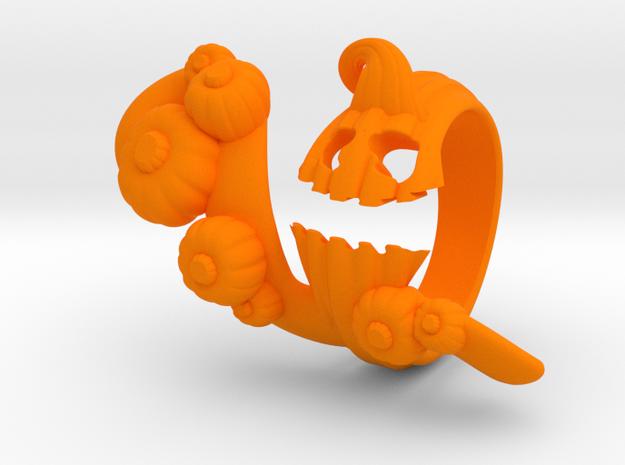 Pumpkin Fingerbiter