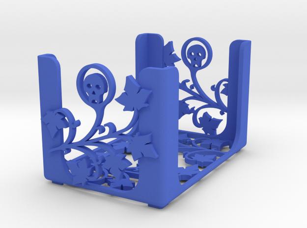 Arcadia Quest - Death Curse in Blue Processed Versatile Plastic
