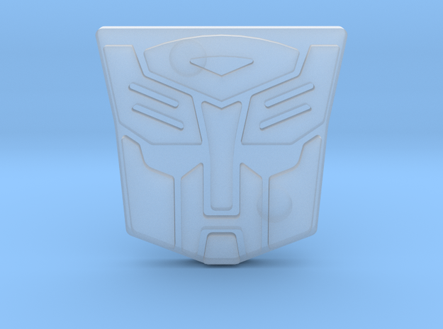 Right Hand Autobot in Smooth Fine Detail Plastic