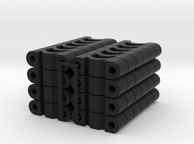 TKSH-1000-SET in Black Strong & Flexible
