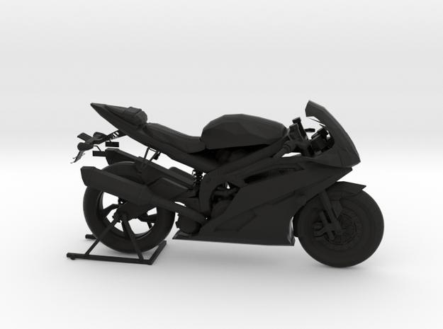 Ducati Bike in Black Strong & Flexible