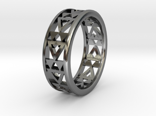 Simple Fractal Ring