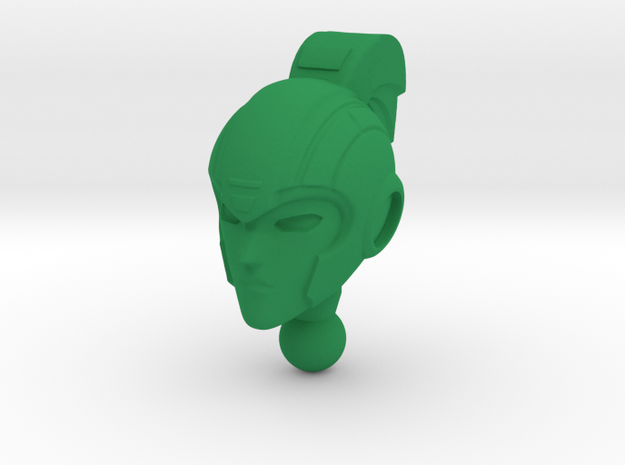 ARIEL homage Cyrene Head for RID Arcee 3d printed