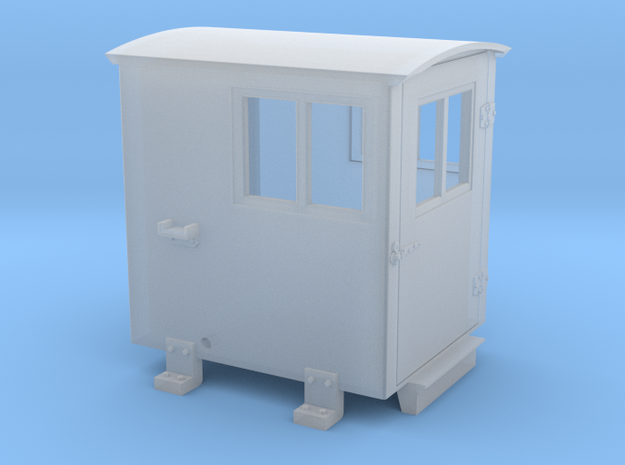 Southern Ry. Doghouse for Large Tenders - HO scale in Frosted Ultra Detail