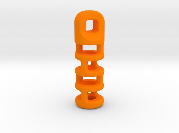Tritium Lantern 3A (2x12mm Vial) 3d printed