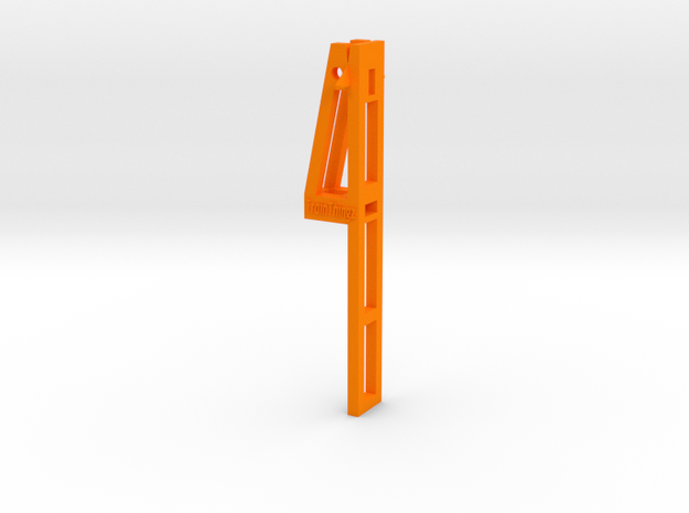 TrackToolz End Block - All Scales 3d printed