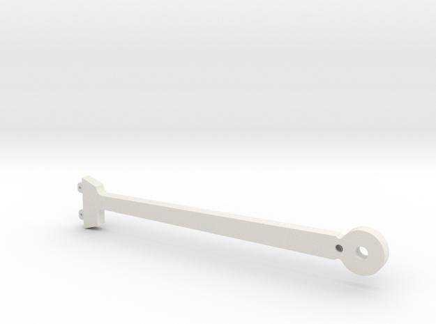 Rangefinder Stalk Hollow in White Natural Versatile Plastic