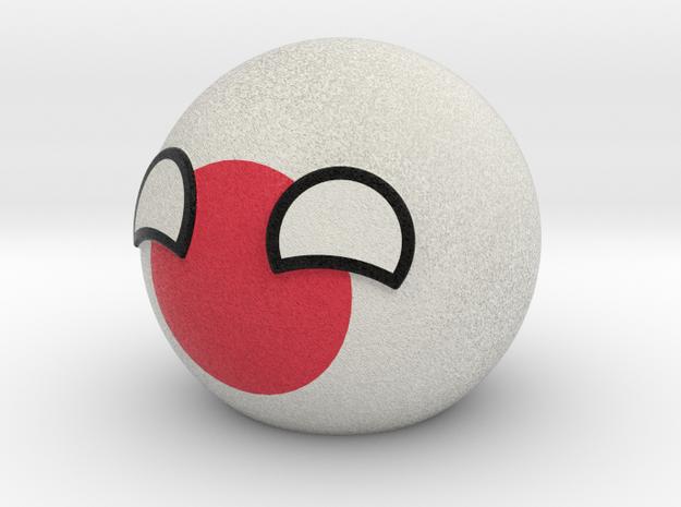 Japanball in Full Color Sandstone