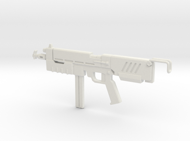MMP-80 1/144 in White Natural Versatile Plastic