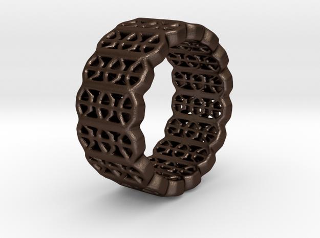 Grid Ring - EU Size 58