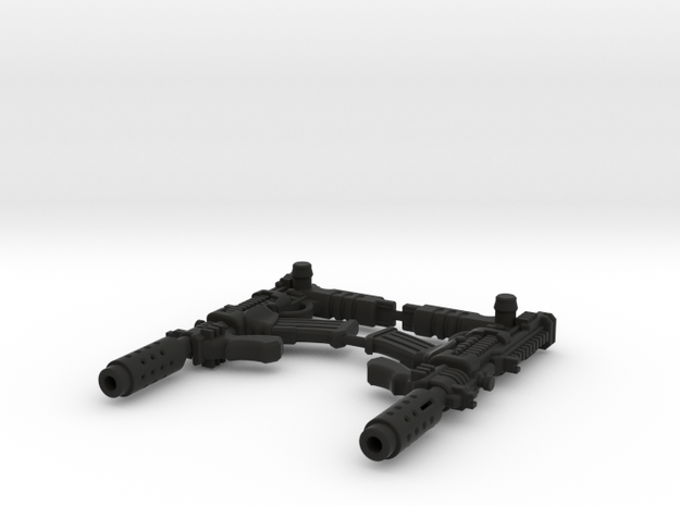 Crosshairs' Crossfires 3d printed