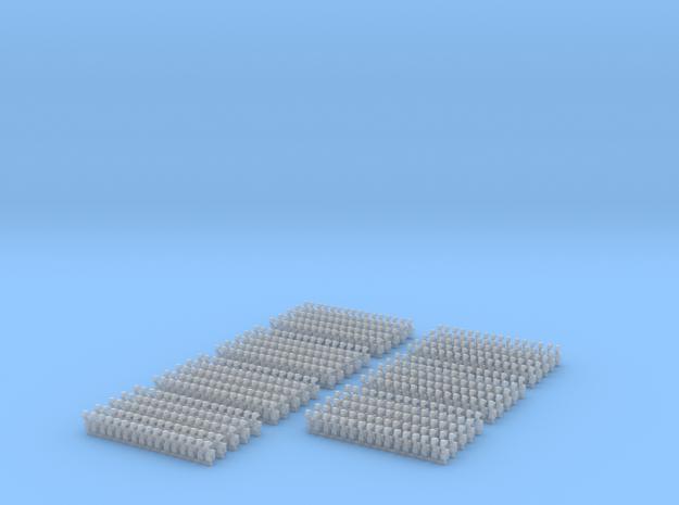 Kurze Kupplungen - 560 Stück
