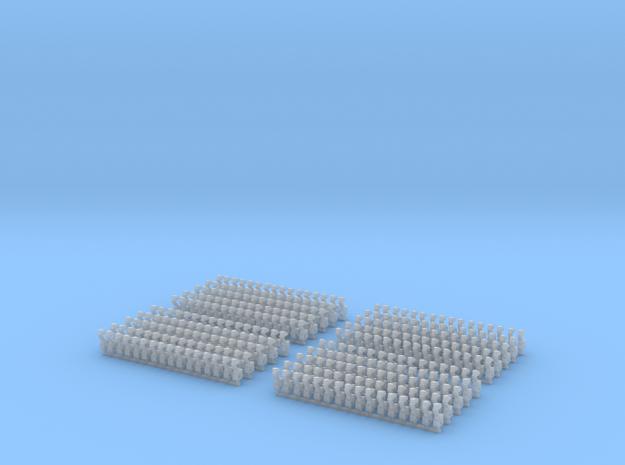 Kurze Kupplungen - 320 Stück