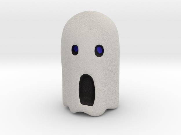 MiniMonstre - Ghosty in Full Color Sandstone