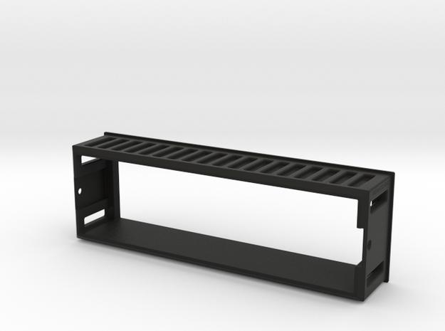 radio adapter in Black Natural Versatile Plastic