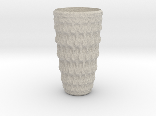 Vase 5 in Natural Sandstone