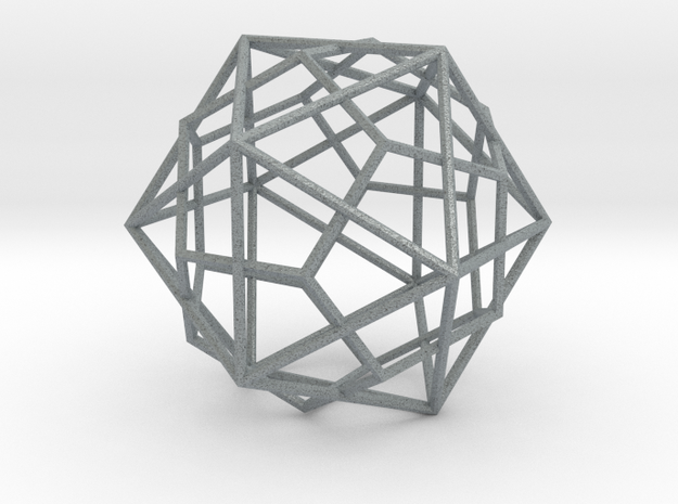 IcosoDodeca Wire Thin - 4cm 3d printed