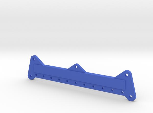 50 Ton Short Spreader Bar in Blue Strong & Flexible Polished
