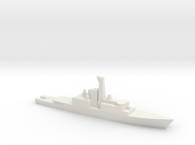 Iroquois 1/3000 in White Natural Versatile Plastic