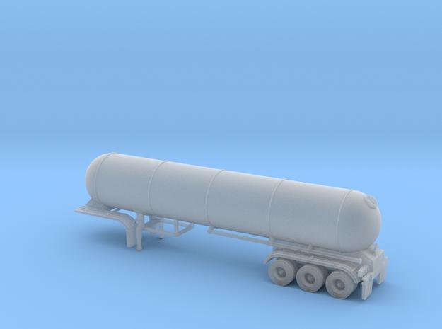 N scale 1/160 LPG 45' triple-axle Tanker