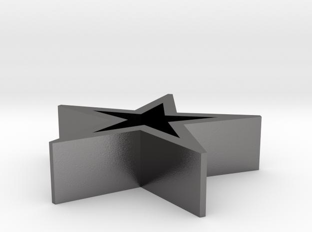 Star Pendant Necklace (JN0149_STRPD) 3d printed