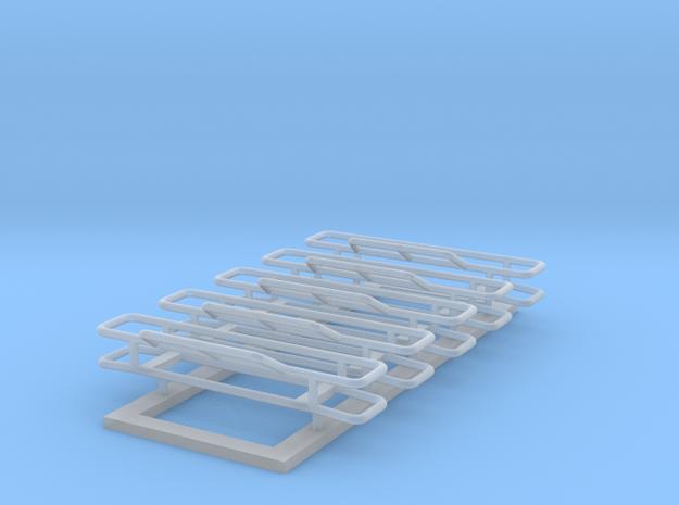 Astabweiser HLF Hamburg - Set of 5 in Smooth Fine Detail Plastic