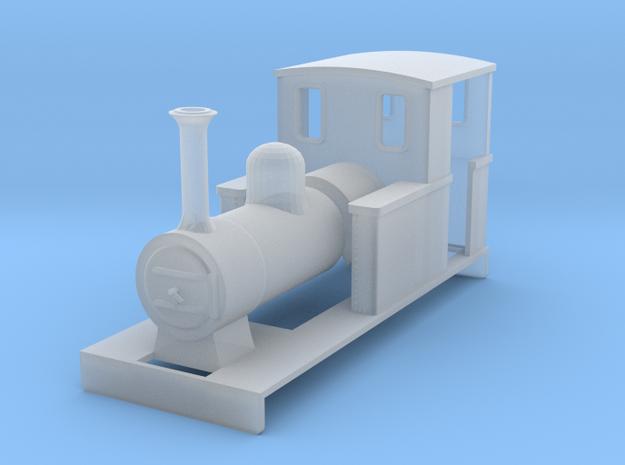 "009 Groudle Glen Railway ""Polar Bear"" in Smooth Fine Detail Plastic"