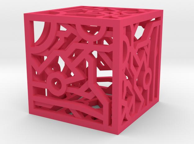 Circuit Box (2cm) 3d printed