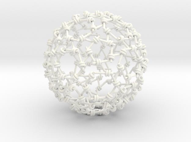 Weaved Knots Sphere