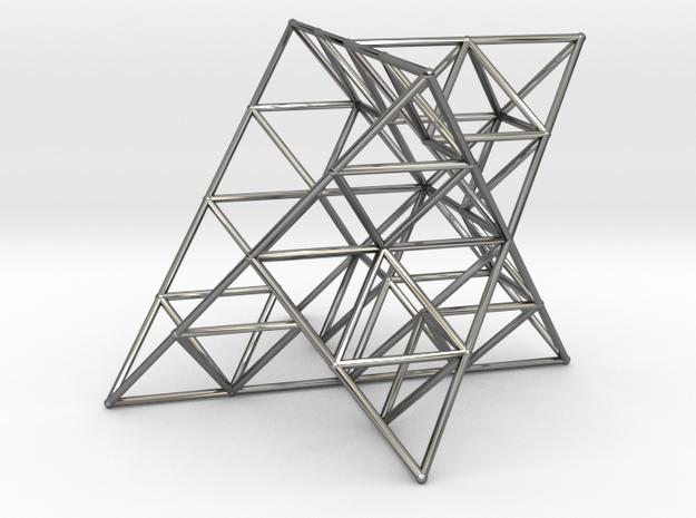 Rod Merkaba Lattice OpenBase 4cm 3d printed