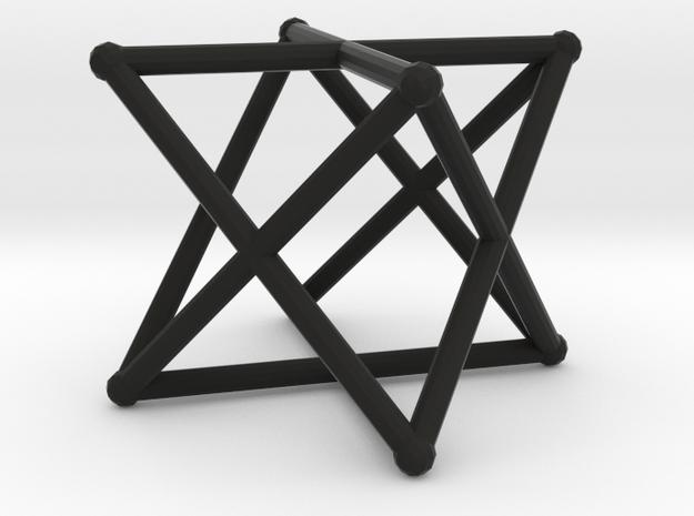 Rod Merkaba 3cm 3d printed
