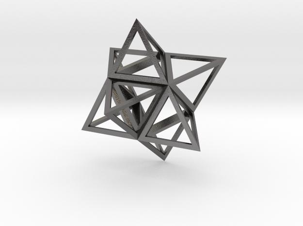 Merkaba Flatbase 4cm 3d printed