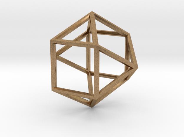 CubeOctoHedra - 5cm 3d printed