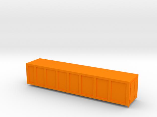 Container réfrigéré 1/220 Z scale