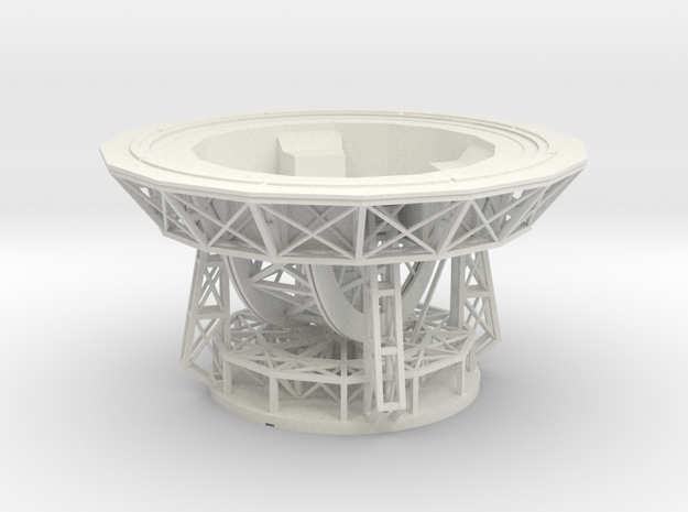 Tower Interstage V0.4a in White Natural Versatile Plastic