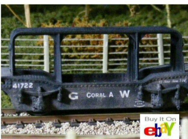 GWR CORAL A OO (WSF) - Includes FUD Sprue 3d printed