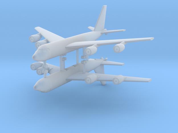 1/600 KC-135 Stratotanker (x2) in Smooth Fine Detail Plastic