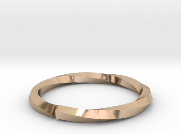 Nurbs Wedding Ring-Size 4.5