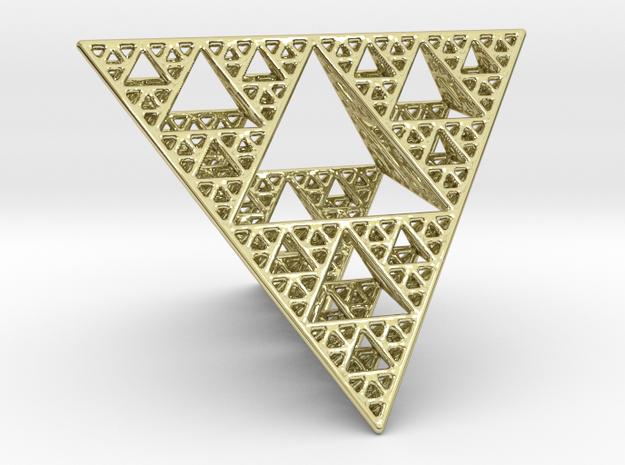 Sierpinski Tetrahedron level 4