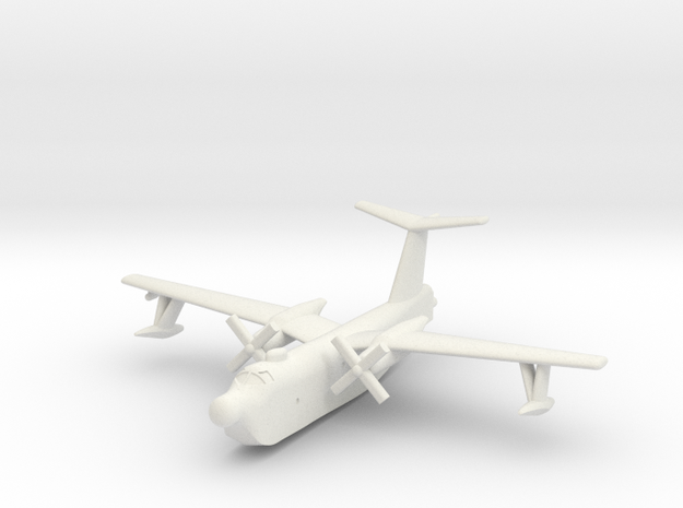 1/400 Martin P5M-2 Marlin (x1) in White Natural Versatile Plastic