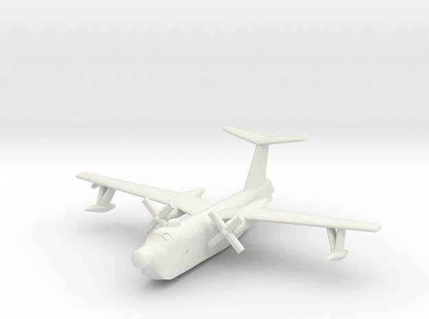 1/425 Martin P5M-2 Marlin (x1) in White Natural Versatile Plastic
