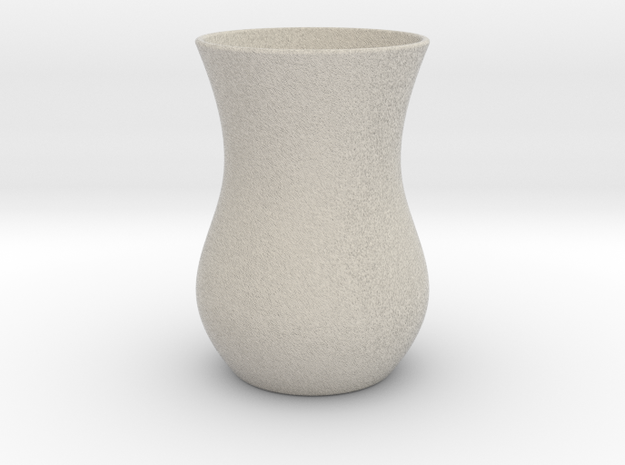 Tea Glass - Anatolian Style in Natural Sandstone