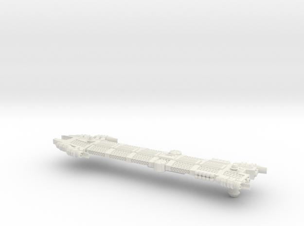 Antares Class Transport - 1:7000 in White Natural Versatile Plastic