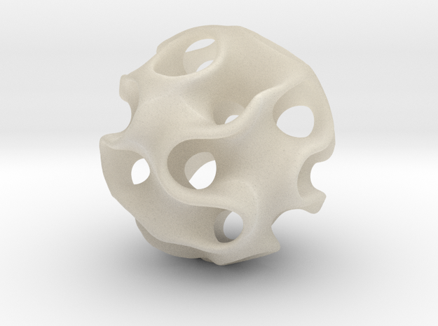 GYRON Sphere - 60mm 3d printed