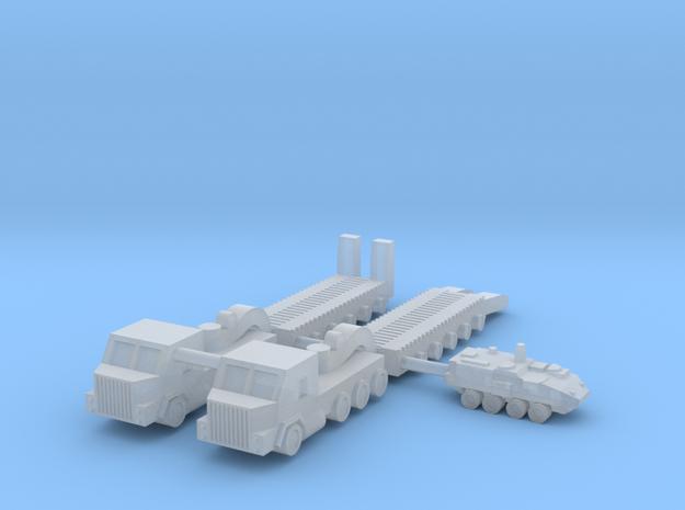 1/700 M1070 HETS Tank Transport (x2)