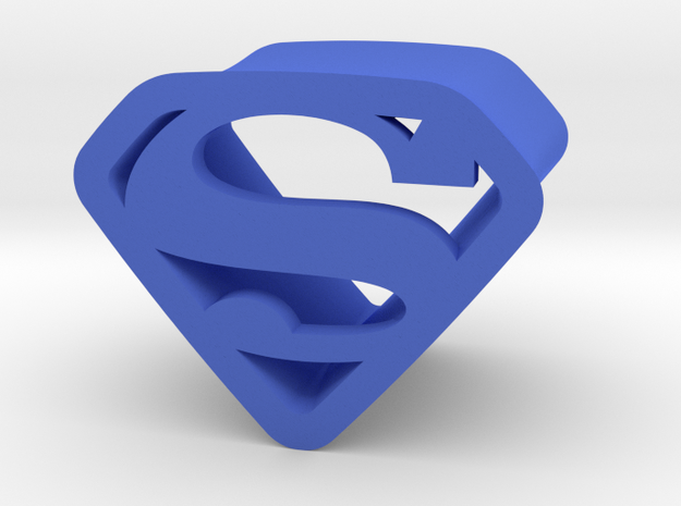 Super 12 By Jielt Gregoire in Blue Processed Versatile Plastic