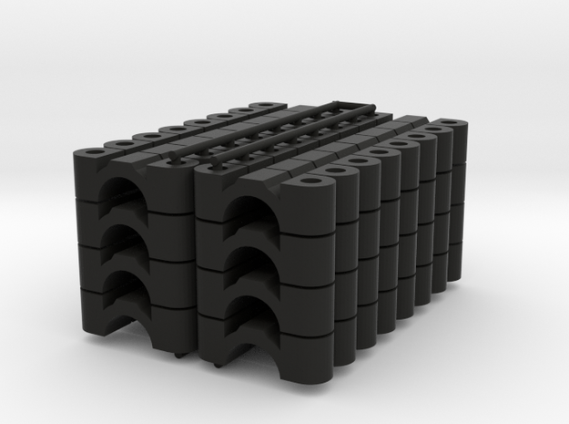 TKSO-1000-SET in Black Strong & Flexible